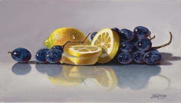 Lemons & Grapes